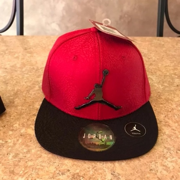 8736e002b577 Big kids Jordan Hat NWT